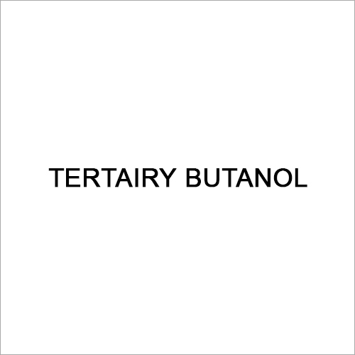 Tertairy Butanol Chemical