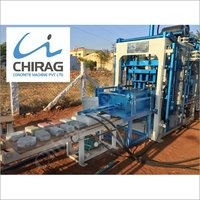 Chirag New Generation Ash Brick Making Machine