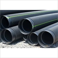 HDPE Double Wall Corrugrated Sewerage Pipe
