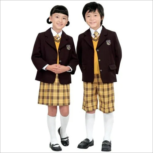 Customized School Uniform