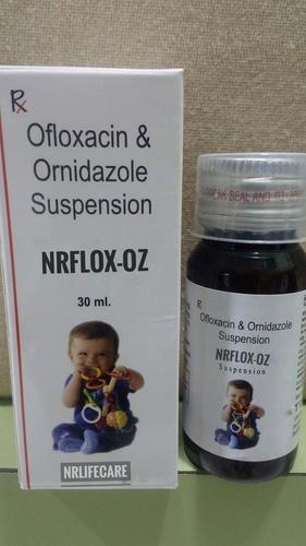 Ofloxacin Ornidazole syrup