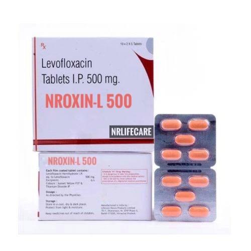 Levofloxacin Tablets ( NROXIN-L 500)
