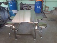Cantten Dining Table