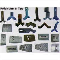 Paddle Arm & Tips