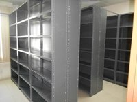 Slotted Angle Shelving System