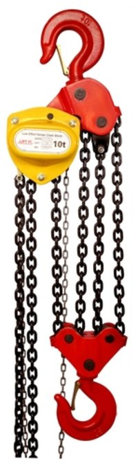 LIFTIT CHAIN PULLEY BLOCKS 10 TON