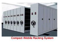 Compactor Shelving