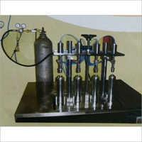 Aerosol Oxygen Gas Filling Machine
