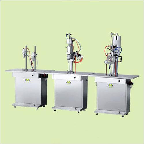 Aerosol LPG Gas Filling Machine