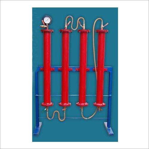 Aerosol LPG Gas Filtration Plant