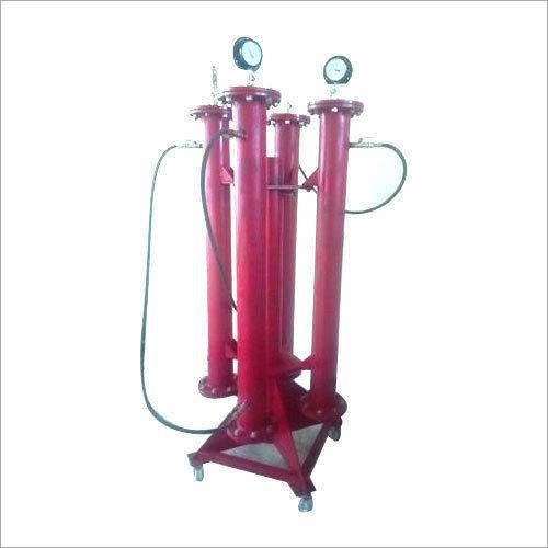 Aerosol Filtration Column