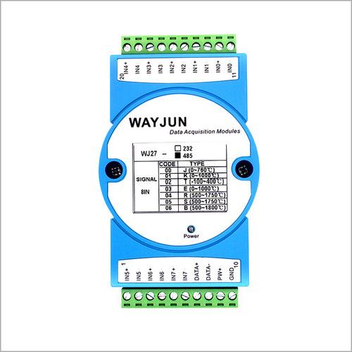 J / K / T / E / R / S / B type thermocouple Signal Acquisition Module