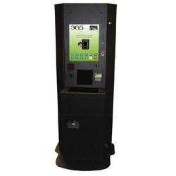 Visitor management kiosk systems