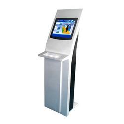 Vendor Management Touch Screen Kiosk