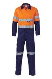HALF SLEEVE COVERALL