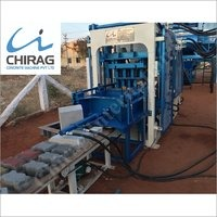 Chirag High Grade Fly Ash Bricks Machine