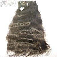 Virgin Natural 100% Remy Virgin Brazilian Human Hair Weaving Virgin