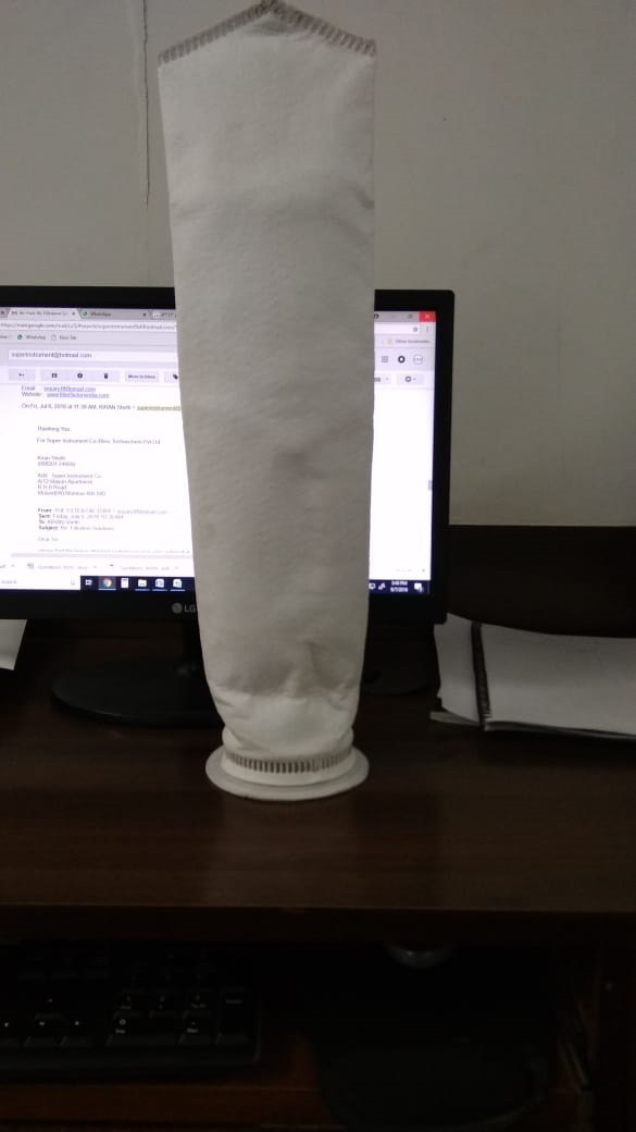 Liquid PP Filter Bag