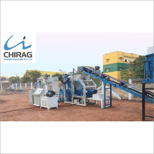 New Generation Bricks Manufacturing Machine