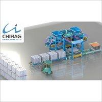 Chirag Advanced Technology Multifunction Brick Machine