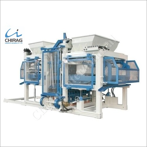 Chirag Brand New Fly Ash Brick Making Machine