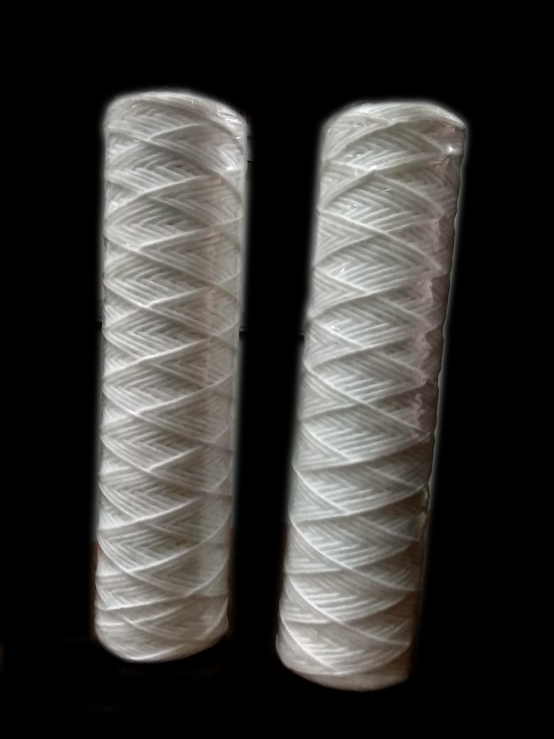 Cotton Wound Filter Cartridge