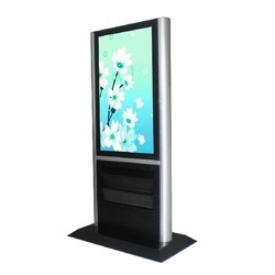 Touch Screen Visitor management System Kiosk