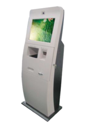 Self Check in Visitor management System Kiosk