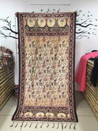 Digital Printed Asam silk Dupatta Fabric