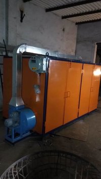 Thermic Fluid Heated Drum Oven