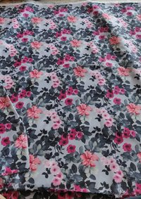 Digital Printed Garment Fabric