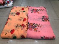 Digital printed blouse fabrics