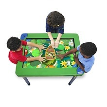 Smart Interactive Touchscreen Game Table