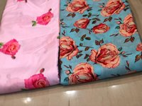 Zarna Silk Digital printed fabric
