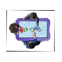 Game/Education Full HD 1080P 55 inch New Restaurant Interactive Multi Touch Table