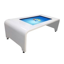 Interactive Multi Touch Screen digital advertising game touchscreen table