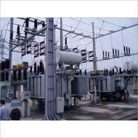 HT Power Electrical Substation