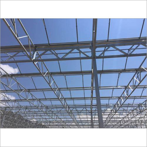 Hot Dip Galvanized Structure for Substation