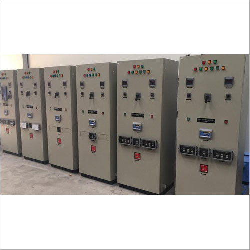 33 KV Control and Relay Panels
