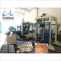 Chirag Hi-Technology Hydraulic Block Machine