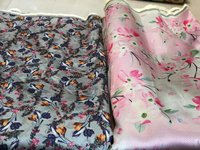 Georgette Printed Fabric