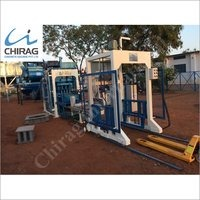 Chirag Advanced Technology Multifunction Block Machine