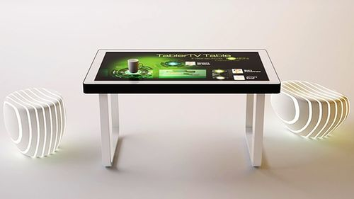 High Brightness 43'' Interactive Touch Table