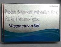 Pregabalin Methylcobalamin Pyridoxine Hydrochloride