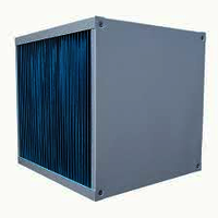 Air to Air Cross Flow Plate Heat Exchanger