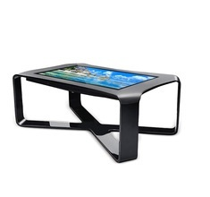 Wifi water-proofed screen 42 inch HD TFT interactive touchscreen game table