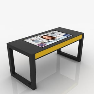 interactive bar table smart table restaurant touchscreen game tables
