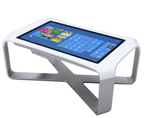 42 inch interactive touchscreen touch screen game table smart coffee table