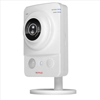 2 MP HD IR IP Cube Camera - 10 Mtr