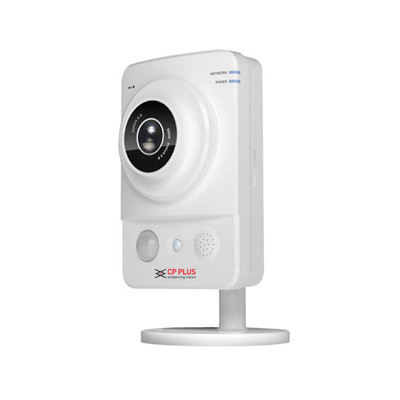 1 MP HD IR IP Cube Camera with Wi-Fi